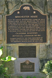 Winchester Mystery House on the National Historic Register