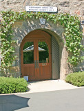Beringer Brothers Winery entrance