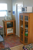 Cypress Cottage kitchenette area