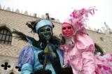 Venice , Venezia ,  Carnaval de Venise