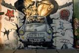Breznev & Honecker kiss