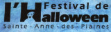 Festival d'Halloween à Ste-Anne - des -  Plaines 2003
