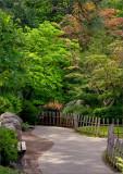 Manito Park, Spokane, Washington