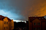 Between Blue Skies  And Storm