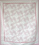 Rocky road to Doublin 160 x 120 cm not quilted