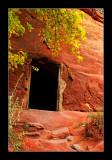 A Door That Appears Open