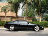 1993 NISSAN 300ZX 2by2 Z32 3.0V6  NA Automatic