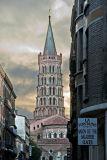 Toulouse - Eglise St Sernin