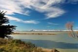 Lake Ellesmere at Taumutu