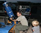 Thunderbird Park Public Star Party -- May 10, 2008