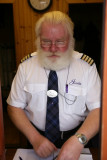 Ticket agent for Cruise