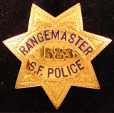 nice rangemaster badge