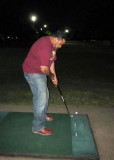 Roy's cricket swing