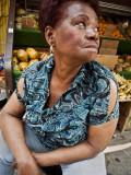 Woman, St.Nicholas Avenue #12158