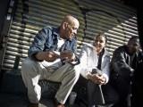 Three Friends, St. Nicholas Avenue #11743