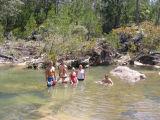 Swimming hole (Lara Fine)