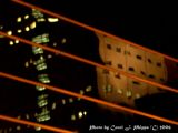 Louisville Night Lights (Reflections)