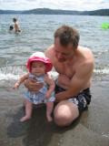 at Lake Coeur d'Alene