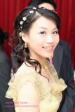新娘_明於板橋典華之訂婚新秘造型紀錄