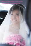 新娘_萱於晶華酒店之結婚新秘造型紀錄