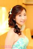 新娘_婷於台北蓮田之結婚新秘造型紀錄