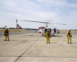 CDF Chopper Engine Start