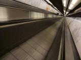 les longs couloirs...