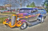 HDR - Automobiles/Motorcycle/War Planes