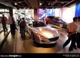 Showroom of Peugeot