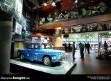 Showroom of Renault