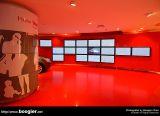 Showroom of Toyota