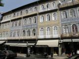 more tiled facades