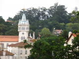 in Sintra, west of Lisbon