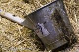 A sticky bucket on a stick.