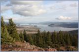 Fraser Lake, the Lake