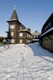 Hunting Lodge 2, abandoned...
