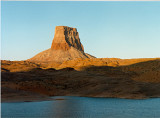 Tower Butte - Morning in Labyrinth Canyon