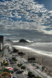 Rio de Janeiro- Copacabana In the early Morning in HDR -0321 The other side