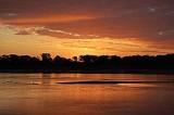 Sunrise over Missouri River at Ponca State Park, Ponca, NE   July 15, 2008