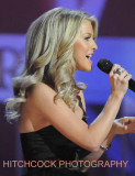 Carrie Underwood ~ Julianne Hough ~ Martina McBride ~ Nashville 12.16.2008