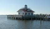 Roanoke Marshes Lighthouse ,NC