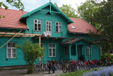 Wooden Houses in Baltic States