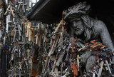 Hill of Crosses in Šiauliai,Lithuania