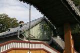 gateway in Bukowina