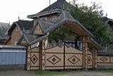 gate in Bukowina
