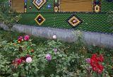 facade & front garden