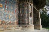monastery Voronet in Bukowina