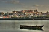 O Porto visto do Estaleiro dos Barcos Rabelo