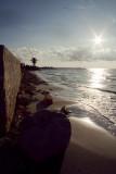 beach  in San Leonardo