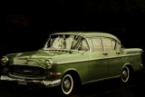 vintage opel green souvenirs